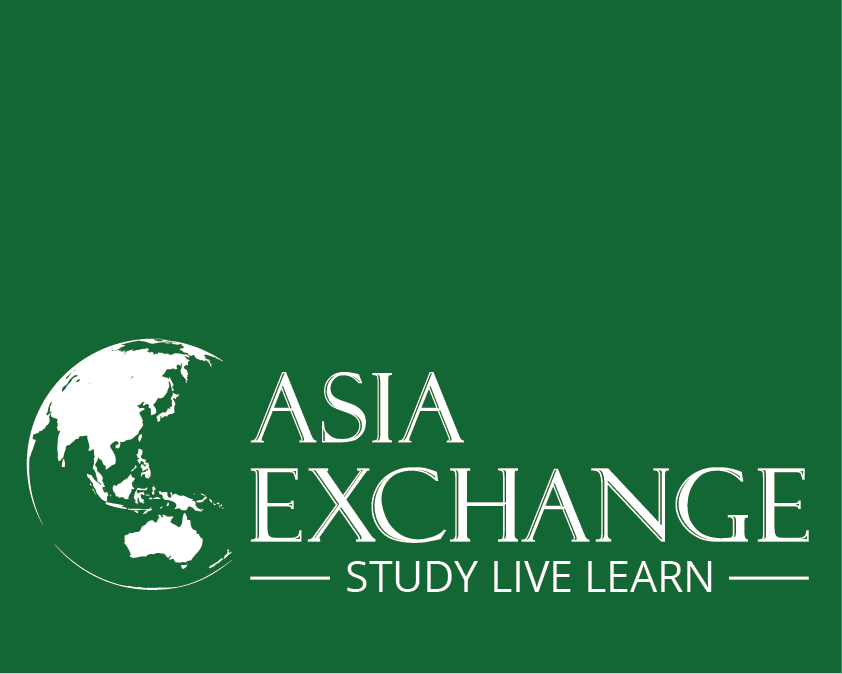Green Logo Asia Exchange