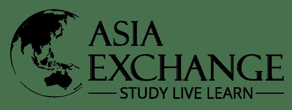 Asia Exchange logo black