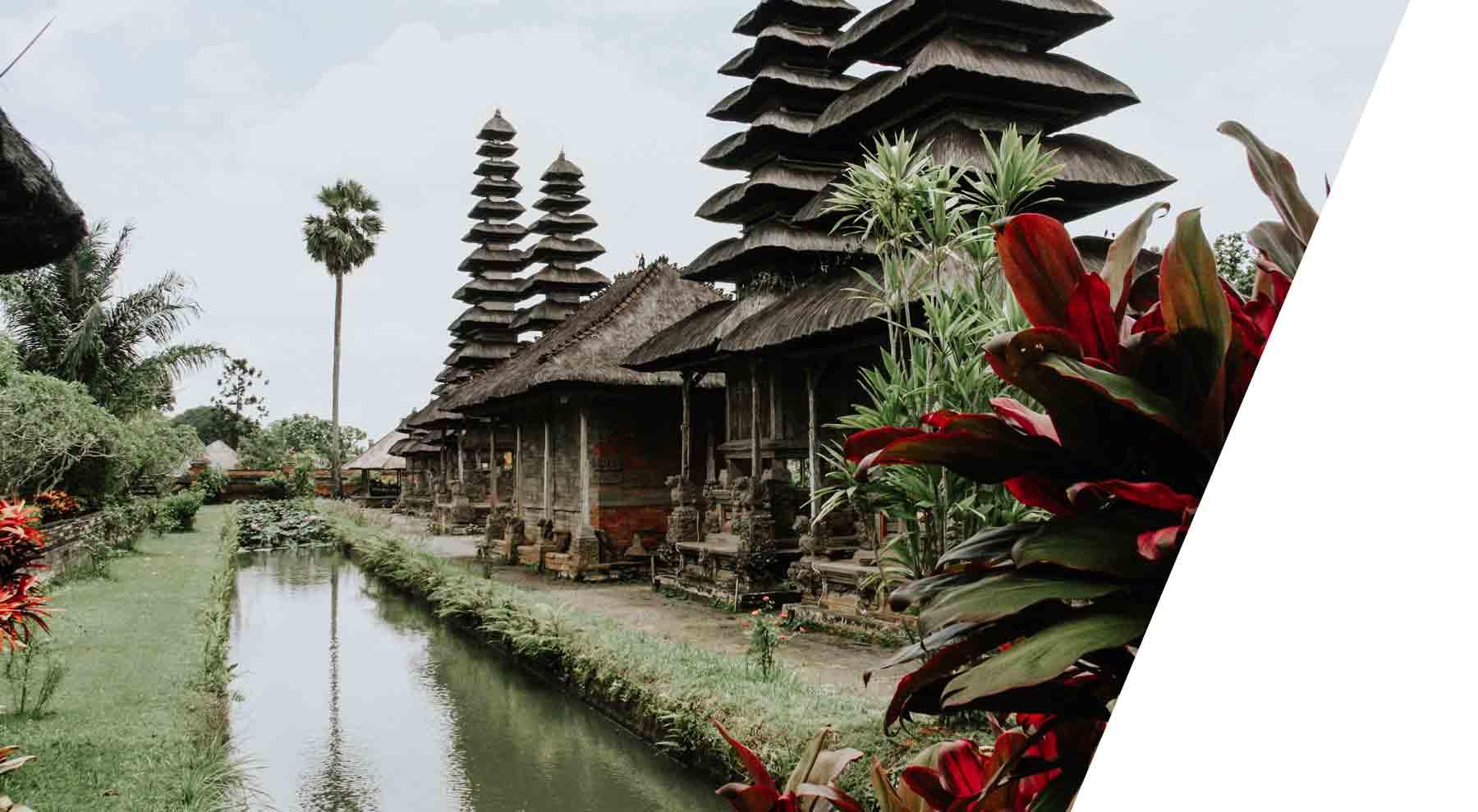 Balinese village