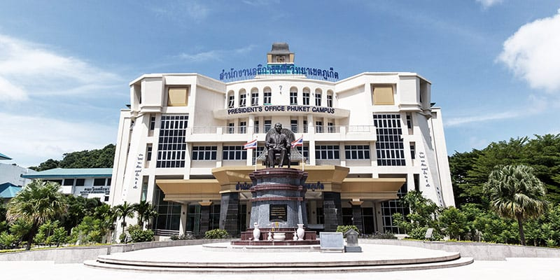 prince of songkla campus