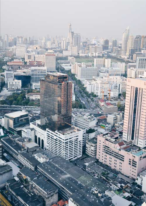 Study abroad in Bangkok