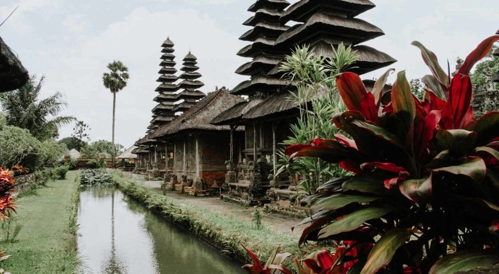 balinese traditional village