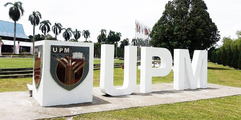 Universiti Putra Malaysia Campus Area