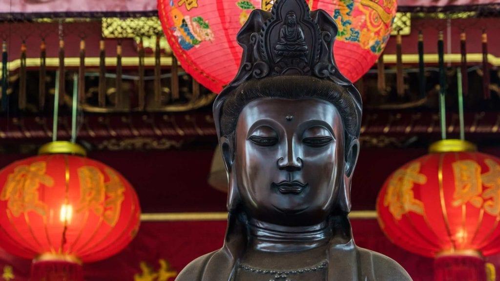 buddha statue in thailand
