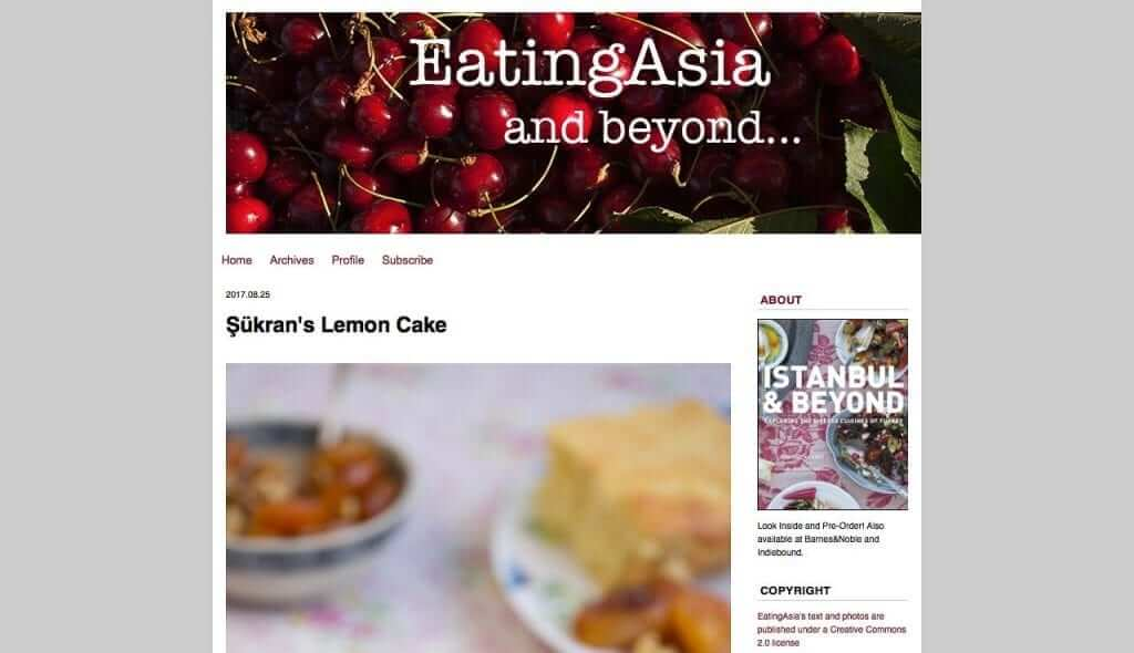 eating asia, travel blog, food in asia