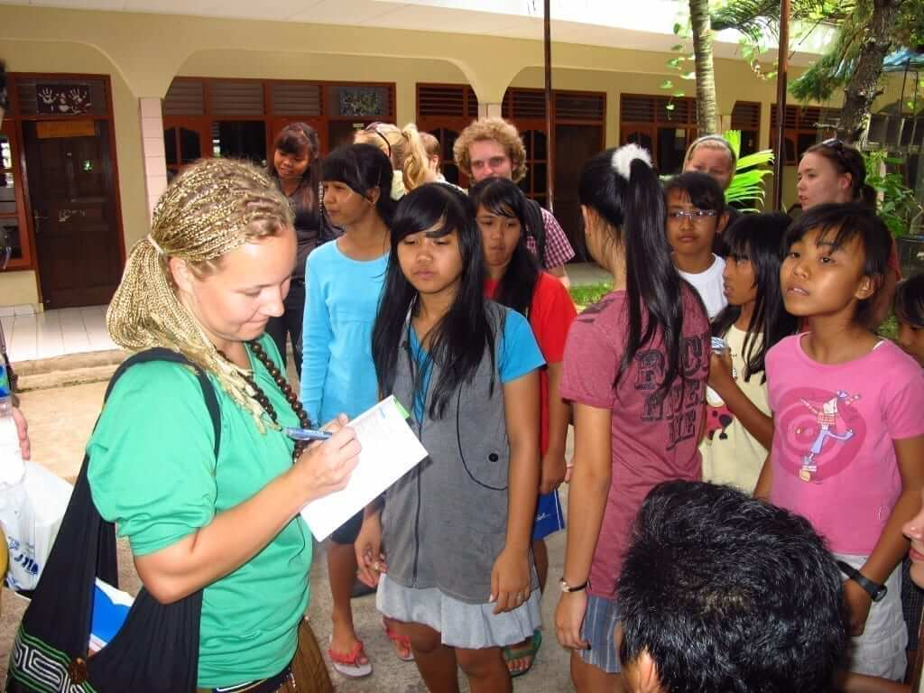 Visiting Seeds of Hope with Asia Exchange