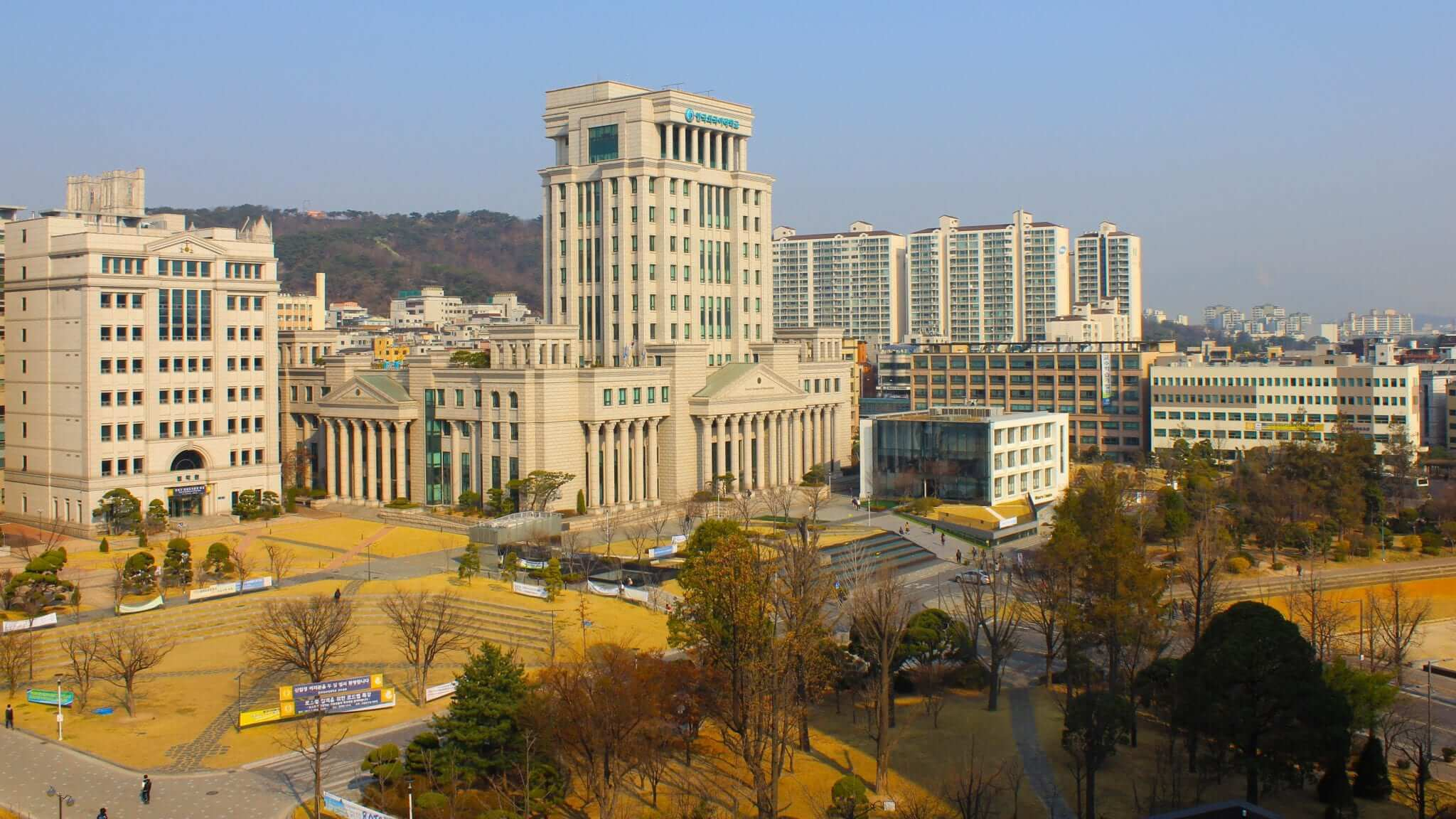 Hankuk University of Foreign Studies (Seoul, South Korea)