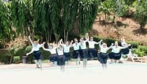 students of prince of songkla university