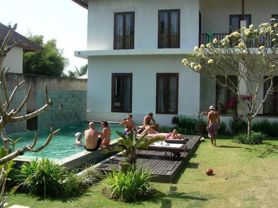 Student Villa accommodation in Bali