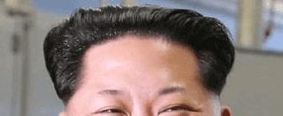a cropped picture of a man showing his eyes to his hair