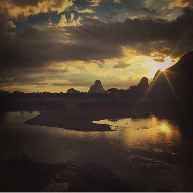 sunset-in-phang-nga