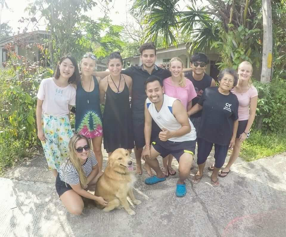 homestay-group
