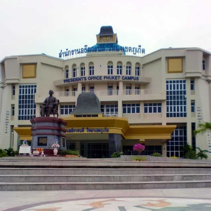 prince of songkla university in phuket