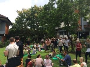 Study, Chill, Eat, Repeat – Campus Chill Out Day