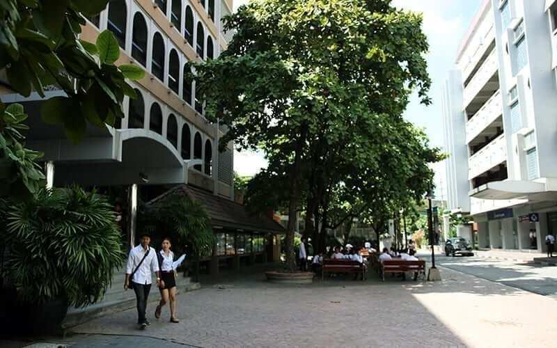 Siam University in Bangkok