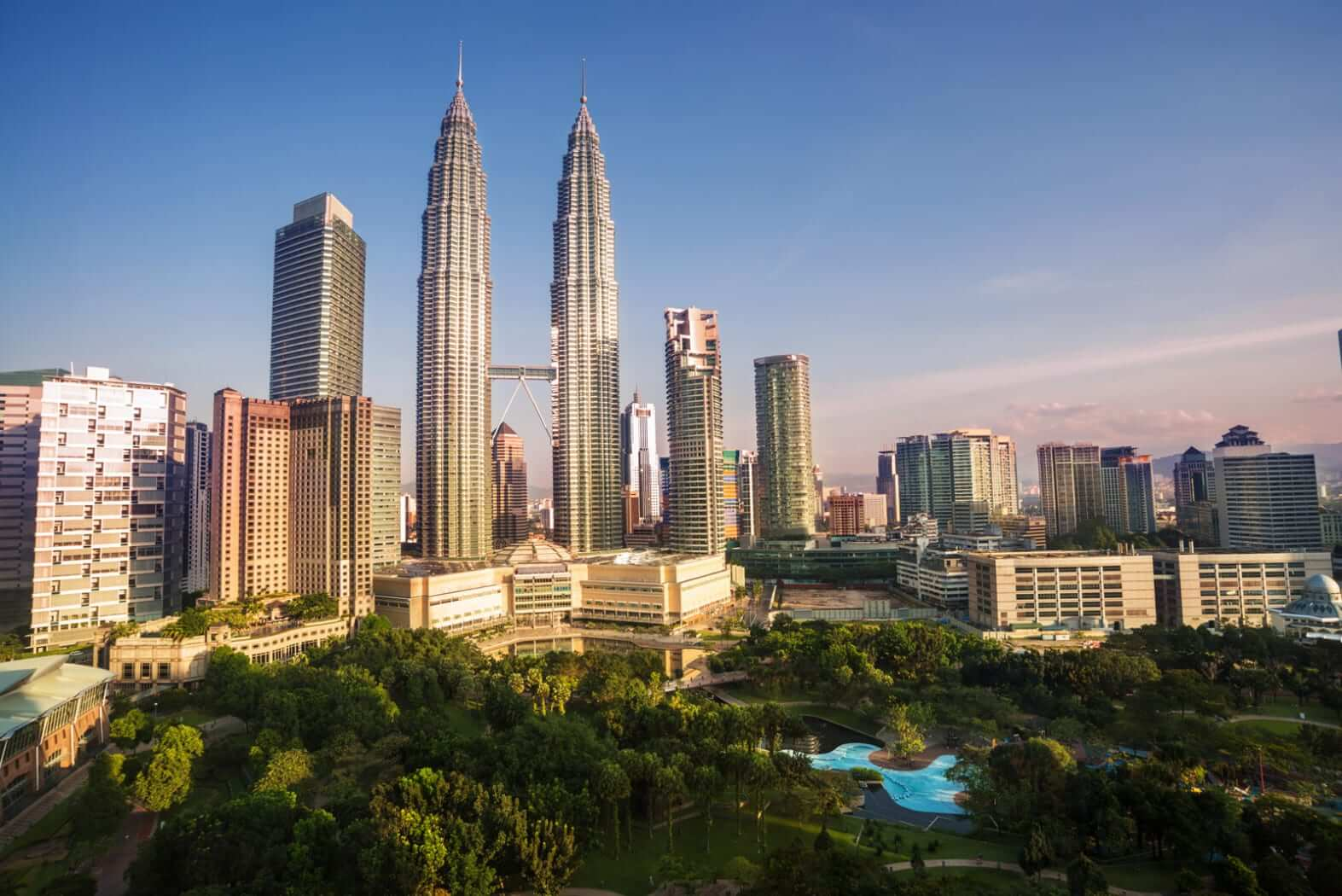 Petronas kuala lumpur malaysia