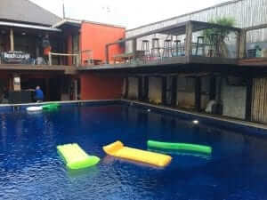 most of accomodation in bali have a swimming pool