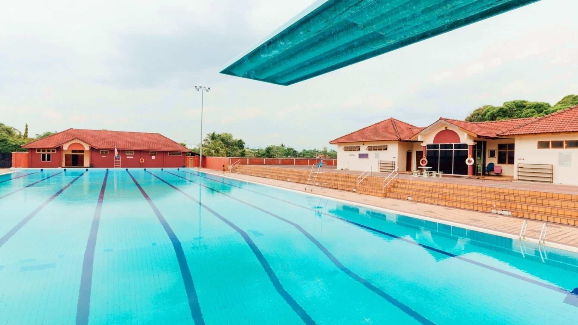 Universiti Putra Malaysia Swimming Pool