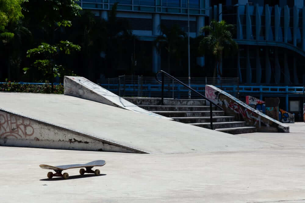 Brought your skateboard? Great - there are skateparks right in the city centre as well.