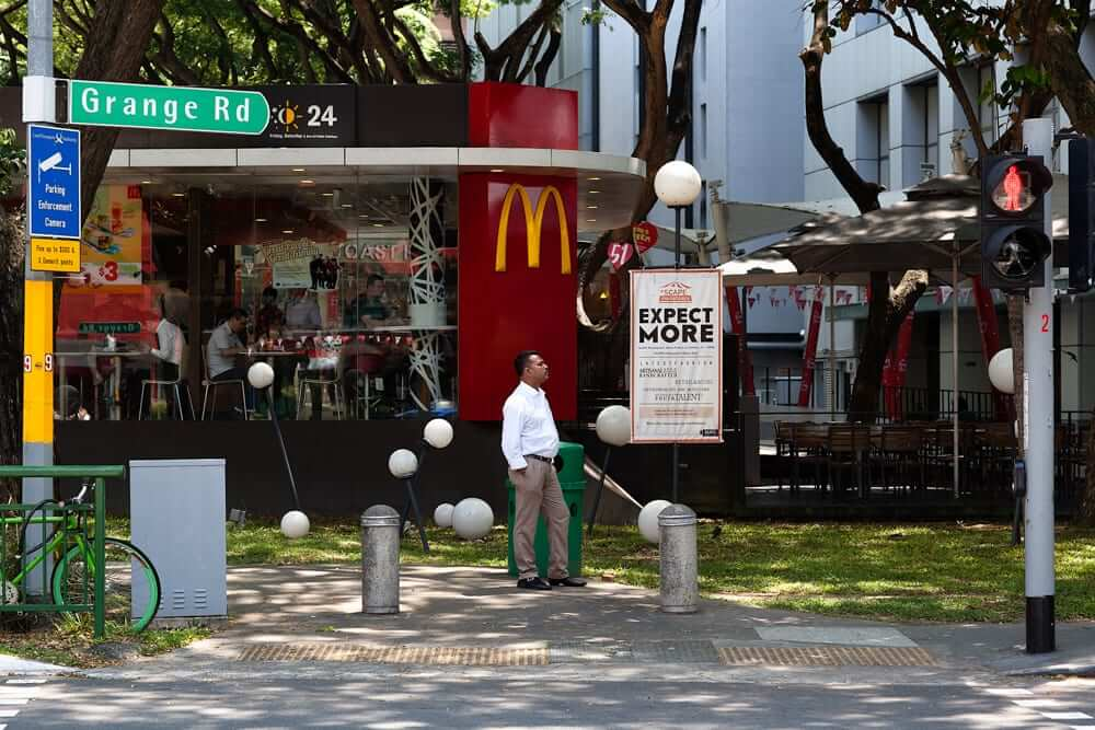 There's more to Singapore than you would expect.