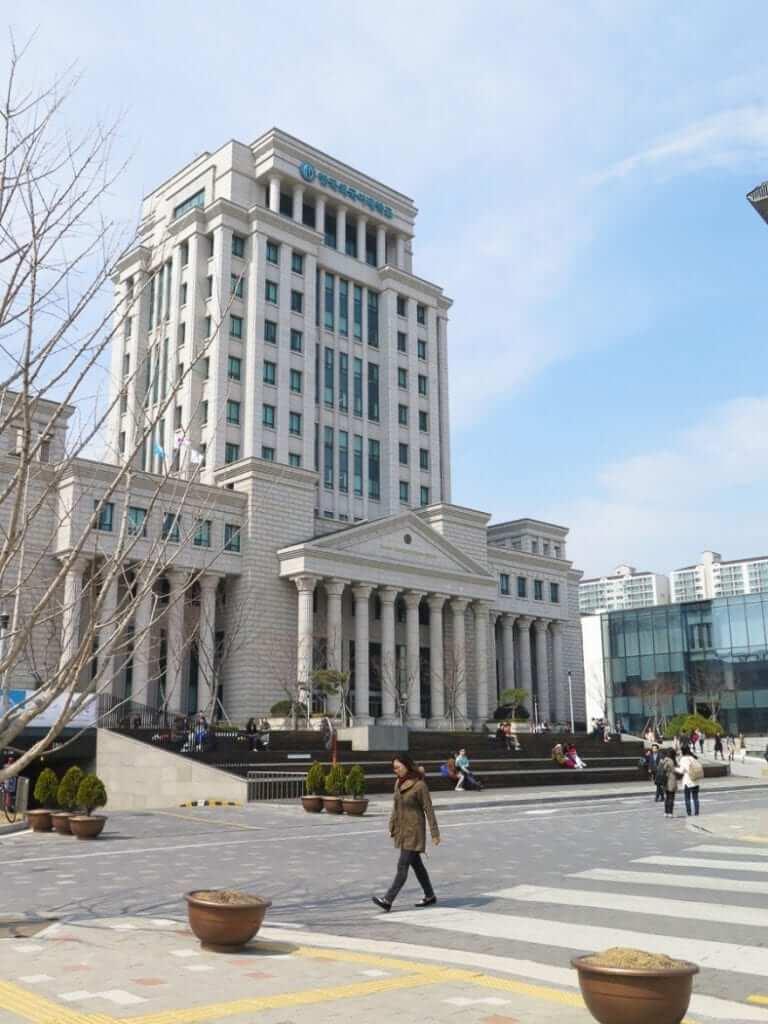 Hankuk University of Foreign Studies - HUFS (4)
