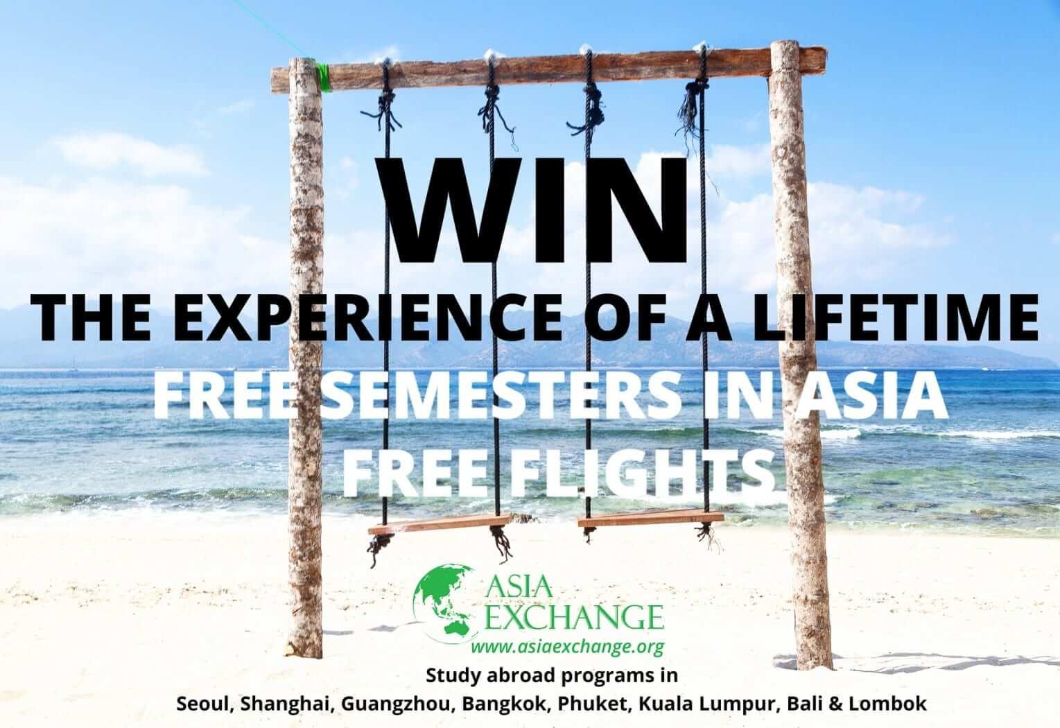 Asia Exchange Promotion