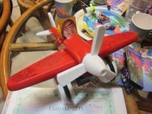 Ellair aircraft gift