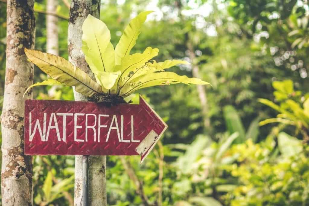 there are many waterfalls in bali - explore the stunning waterfalls in bali