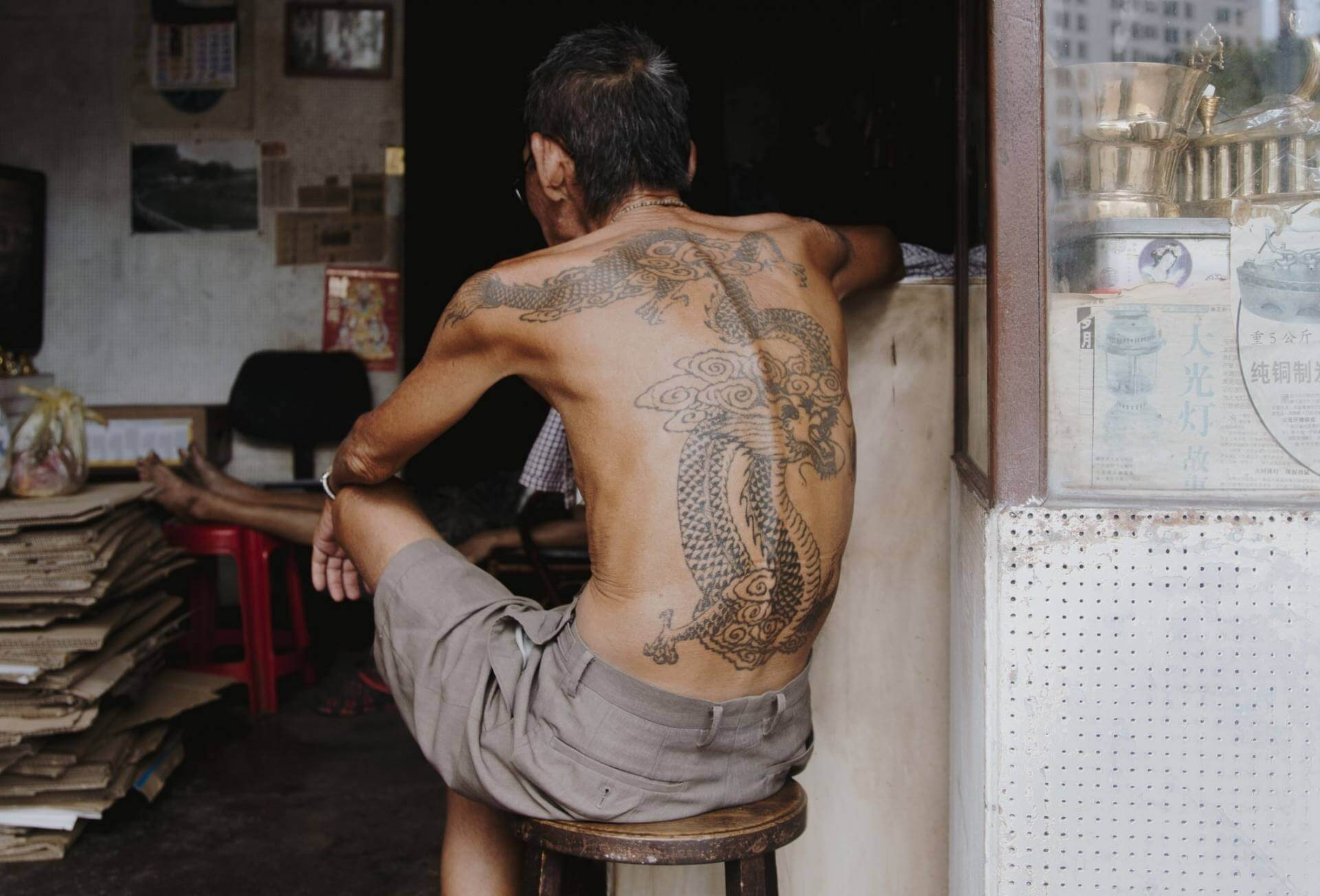 Getting a Tattoo in Asia