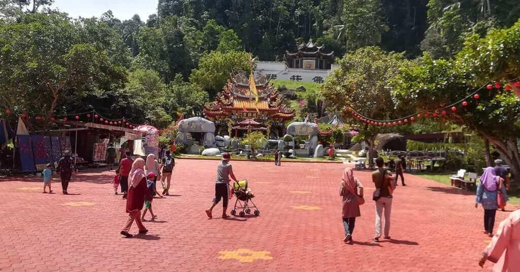 culture park malaysia