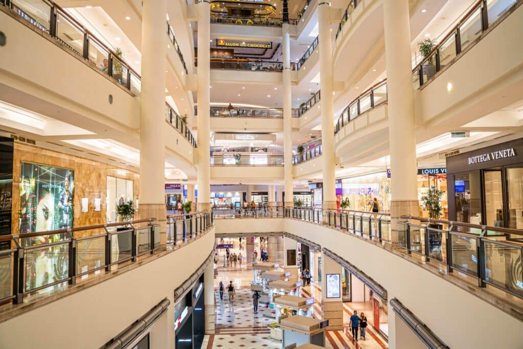 shopping mall kuala lumpur