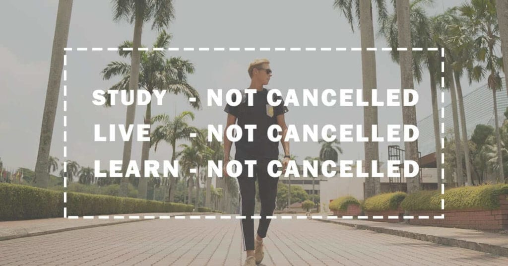 study live learn not cancelled