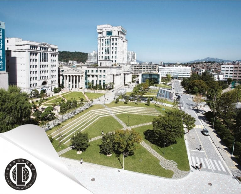 study abroad at hankuk university for foreign studies-in-seoul