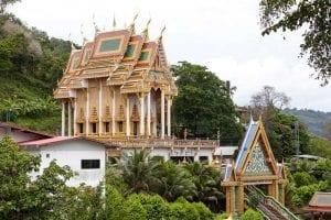 Phuket Khao Rang Temple