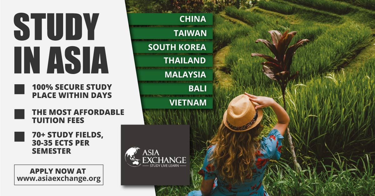 Study abroad in Asia with Asia Exchange