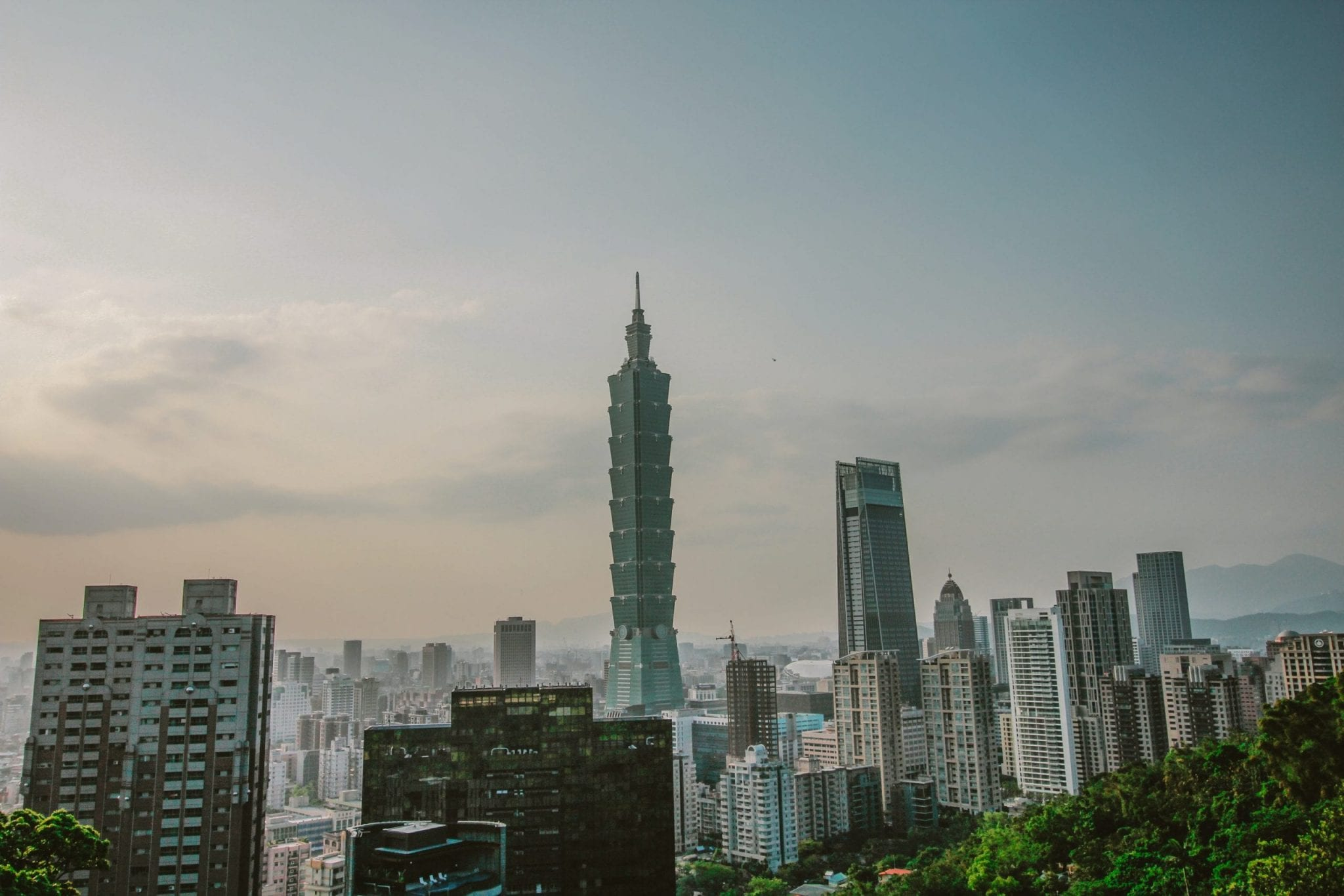 What is it like to live and study in Taipei, Taiwan?