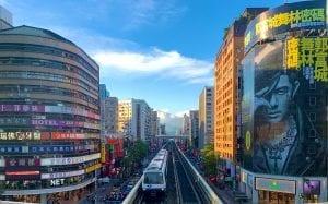 metro in taiwan
