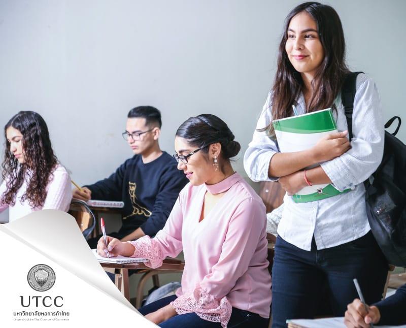 Gap year program at UTCC, bangkok thailand