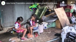 asia center foundation video screenshot