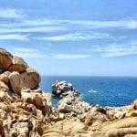 Camille chose to study abroad in Sardinia, Italy despite COVID-19