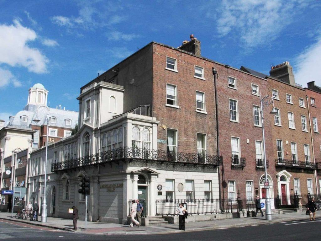 ACD-Building - Dublin