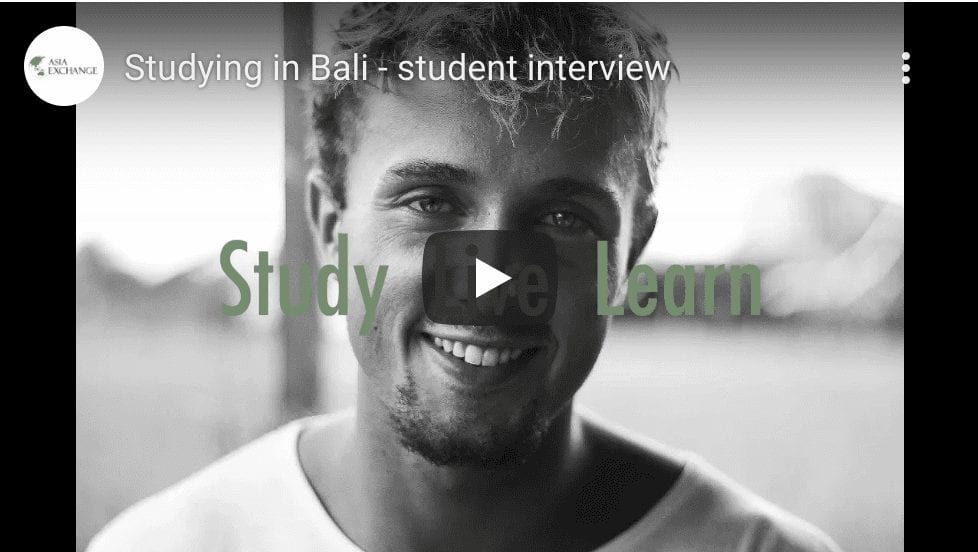 Study Live Learn - Student Interview - Nick