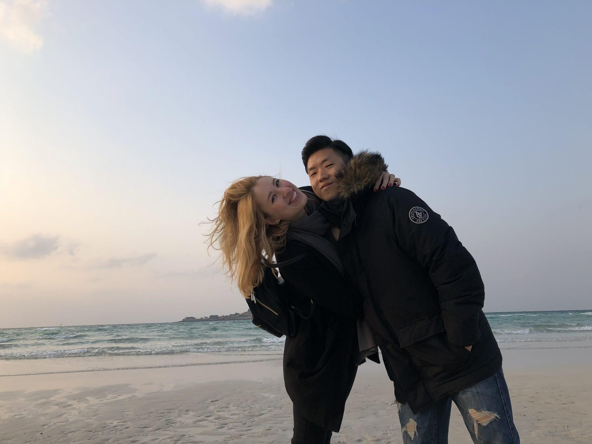 Cross-cultural relationship – German-Korean love story