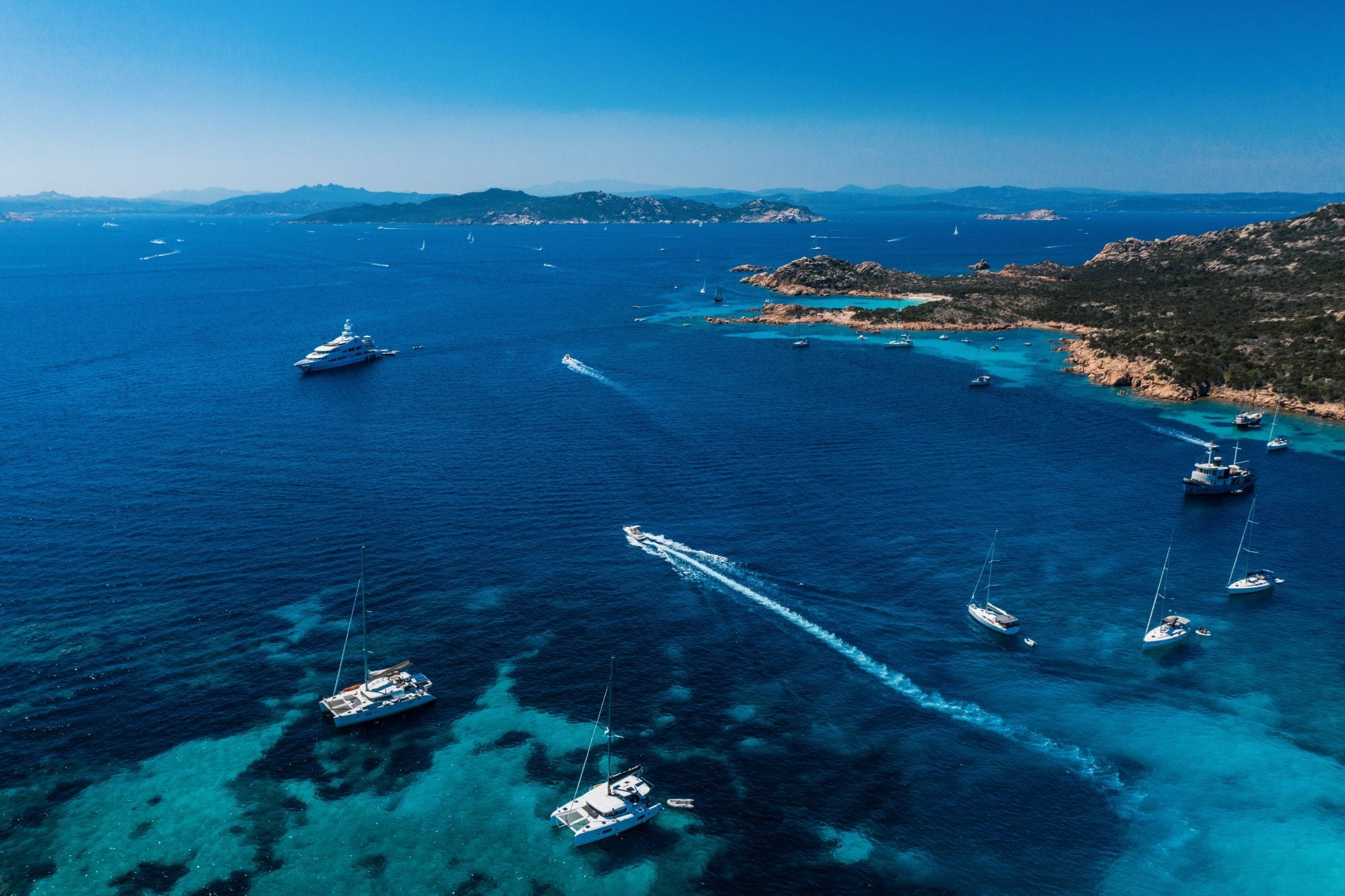 Top 5 beaches you shouldn't miss in Sardinia