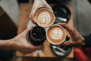 coffee lovers café