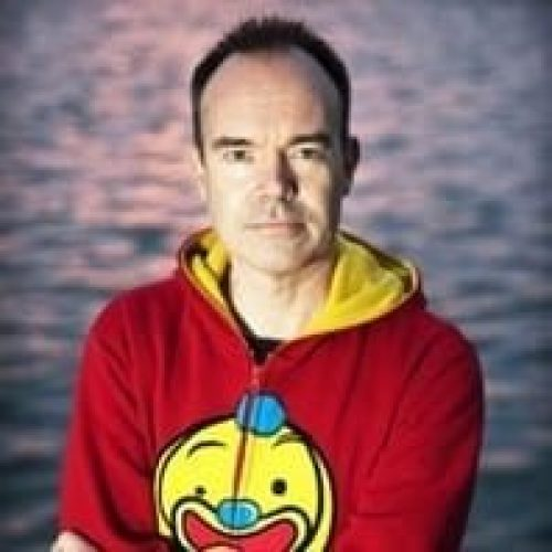 portrait of owner of Angry Birds Rovio Inc